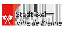 Logo Stadt Biel